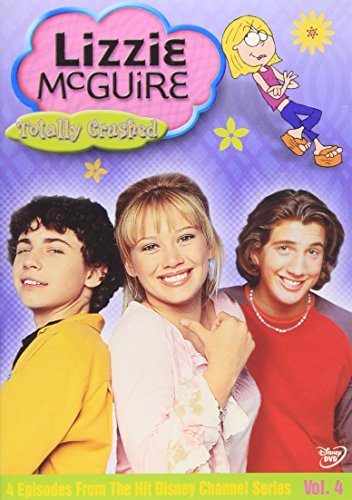 Totally Crushed Lizzie Mcguire Clr Nr