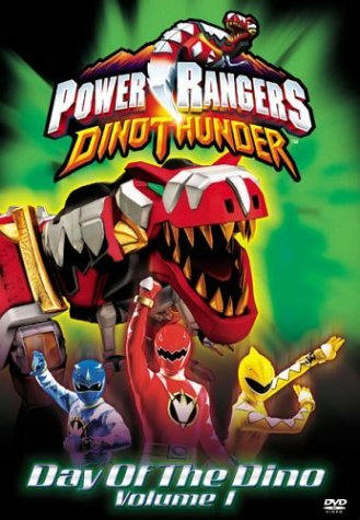 Power Rangers Dino Thunder Vol. 1 Day Of The Dino Clr Nr