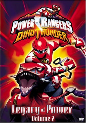 Power Rangers Dinothunder Vol. 2 Legacy Of Power Clr Nr