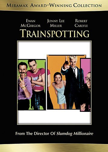 Trainspotting Mcgregor Miller Carlyle Clr R 2 DVD Coll Ed