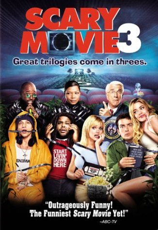 Scary Movie 3 Faris Sheen Griffin Richards P Clr Ws Nr