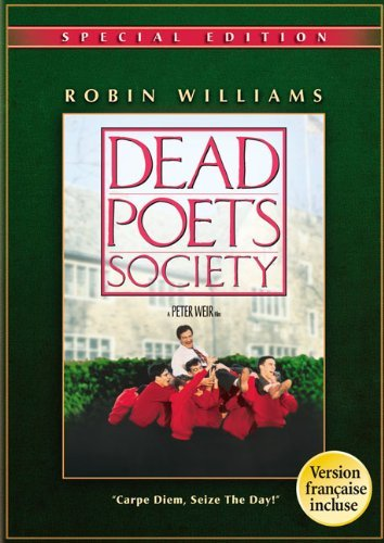 Dead Poets Society Williams Leonard Hawke DVD Special Edition
