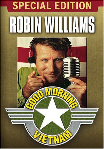 Good Morning Vietnam Williams Whitaker Kirby Wuhl DVD Nr Ws
