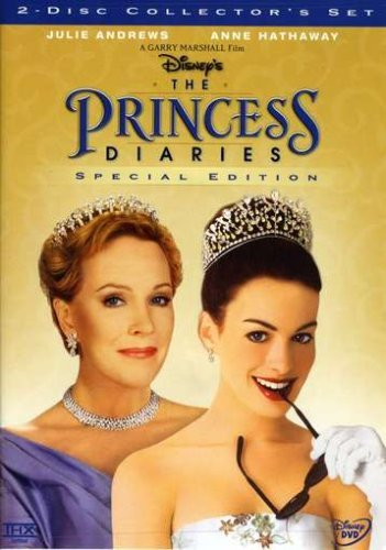 Princess Diaries Andrews Hathaway Ws G 2 DVD Special