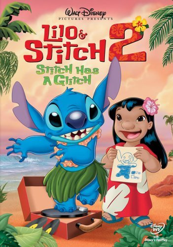 Lilo & Stitch 2 Disney Clr Nr