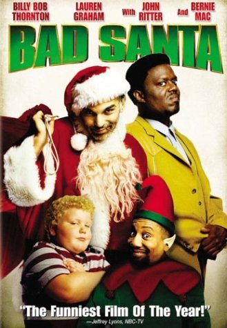 Bad Santa Thornton Graham Ritter Mac Clr Nr