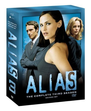 Alias Season 3 DVD Nr 6 DVD