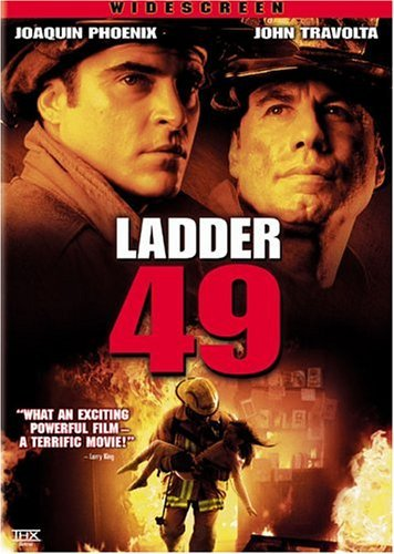 Ladder 49 Travolta Pheonix Chestnut DVD Nr Ws