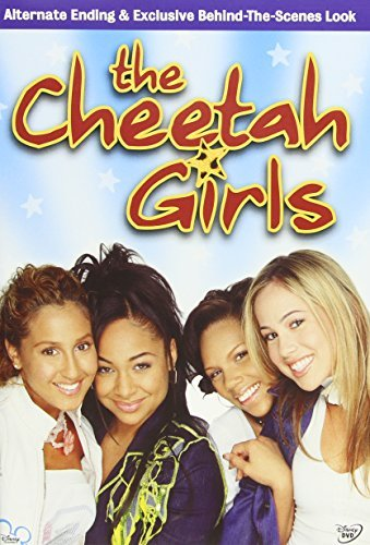 Cheetah Girls Raven Bailon Williams Bryan Clr Nr