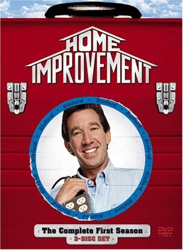Home Improvement Season 1 DVD