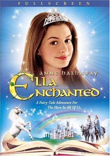 Ella Enchanted Hathaway Dancey Elwes Bergin Clr Nr
