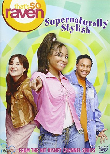 Supernaturally Stylish That's So Raven Clr Chnr