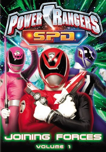 Power Rangers Spd Vol. 1 Joining Forces Clr Nr