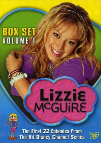 Lizzie Mcguire Vol. 1 Box Set Clr Nr 4 DVD