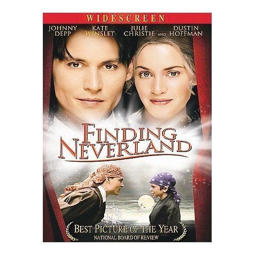 Finding Neverland Depp Johnny Clr Ws Pg