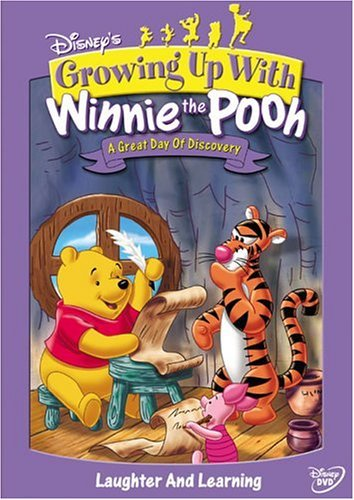Growing Up With Winnie The Poo Vol. 1 Great Day Of Discovery Clr Nr