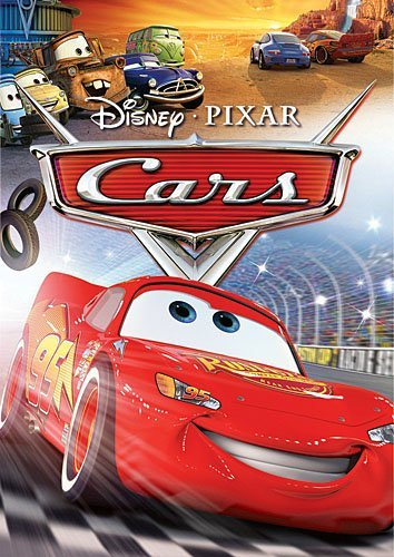 Cars Disney DVD G
