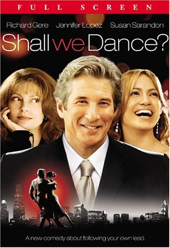 Shall We Dance (2004) Gere Lopez Sarandon Cannavale Clr Pg13
