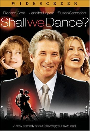 Shall We Dance (2004) Gere Lopez Sarandon Cannavale Clr Ws Pg13