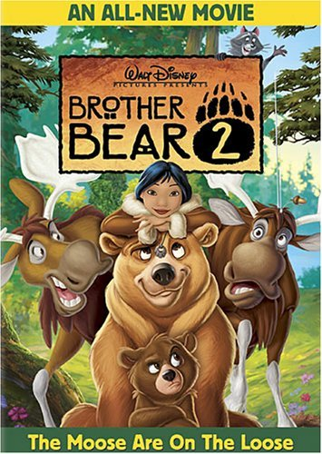 Brother Bear 2 Disney DVD G