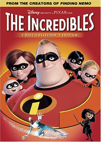 Disney Incredibles Clr Pg 2 DVD
