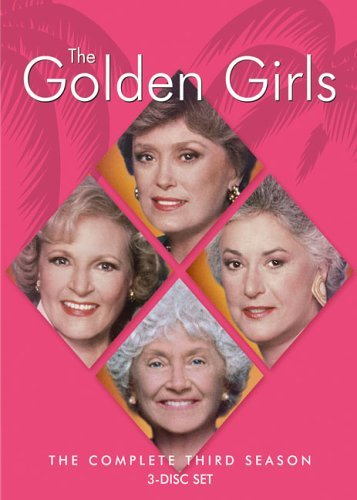 Golden Girls Season 3 DVD Nr