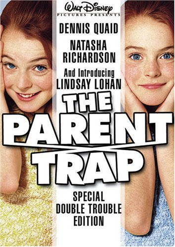 Parent Trap (1998) DVD Pg