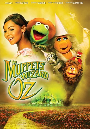 Muppets Wizard Of Oz Muppets Wizard Of Oz DVD Chnr