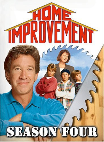 Home Improvement Season 4 DVD