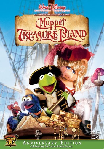 Muppet Treasure Island Muppet Treasure Island DVD G