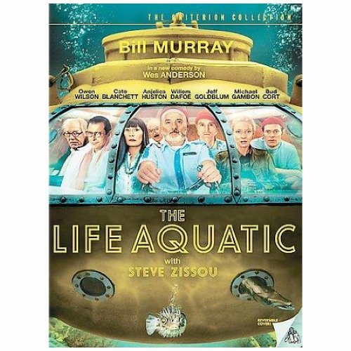 Life Aquatic With Steve Zissou Murray Huston Wilson Dafoe Ws Murray Huston Wilson Dafoe