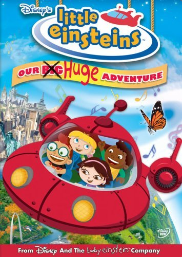 Little Einsteins Disneys Little Einstein's Our Huge Adventure