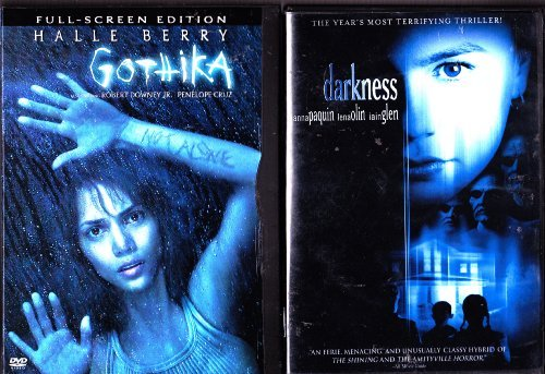 Darkness Paquin Olin Giannini Glen Clr Nr Unrated