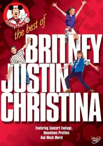 Mickey Mouse Club Best Of Britney Justin & Chris Clr Nr