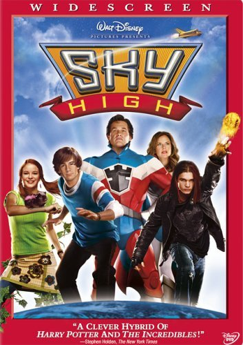 Sky High Angarano Russell Clr Ws Pg