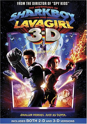 Adventures Of Sharkboy & Lavag Adventures Of Sharkboy & Lavag Nr Incl. 3d Glasses
