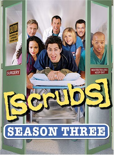 Scrubs Season 3 DVD Season 3
