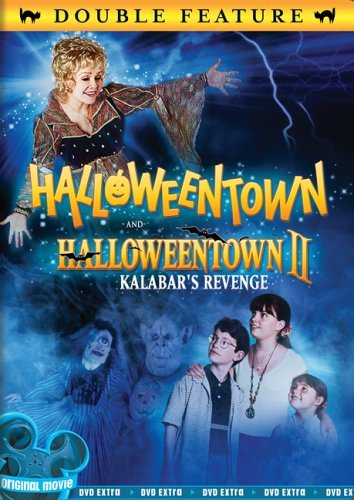 Halloweentown Double Feature DVD Nr