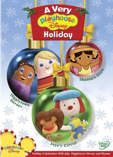 Playhouse Disney Holiday 2005 Playhouse Disney Holiday 2005 Nr