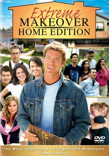 Extreme Makeover Home Edition Extreme Makeover Home Edition Season 1 Nr 2 DVD