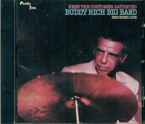 Buddy Rich Keep The Customer Satisfied Recorded Live