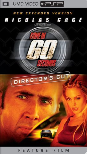 Gone In 60 Seconds Gone In 60 Seconds Clr Umd Pg13 Directors C