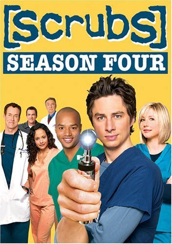 Scrubs Season 4 DVD Season 4