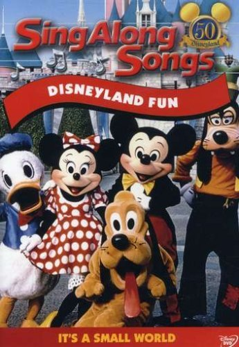 Disneyland Fun Sing Along Songs Sing Along Songs