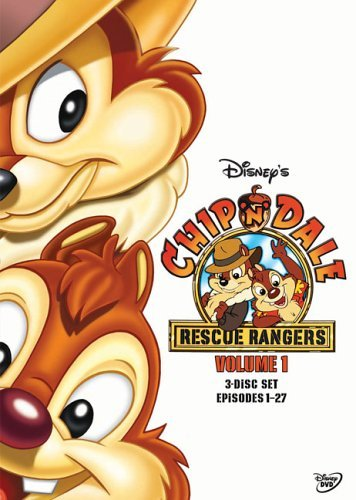 Rescue Rangers Vol. 1 Volume 1