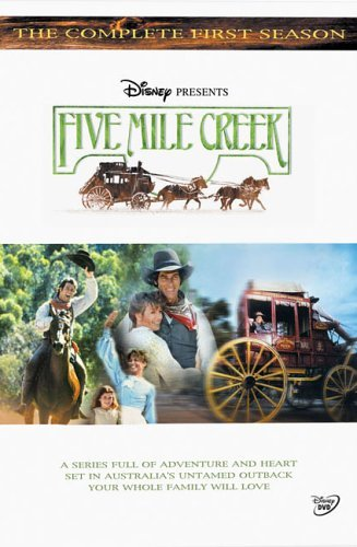 Five Mile Creek Five Mile Creek Season 1 Nr 4 DVD