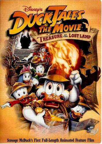 Ducktales The Movie Treasure Of The Lost