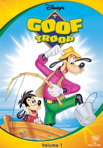 Goof Troop Volume 1 DVD Nr