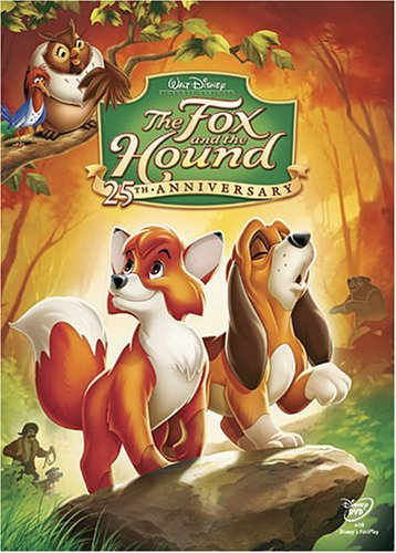 Fox & The Hound Disney Clr G 25th Anniv. Ed