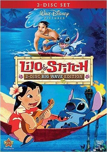 Lilo & Stitch Lilo & Stitch Ws Big Wave Ed. Pg 2 DVD